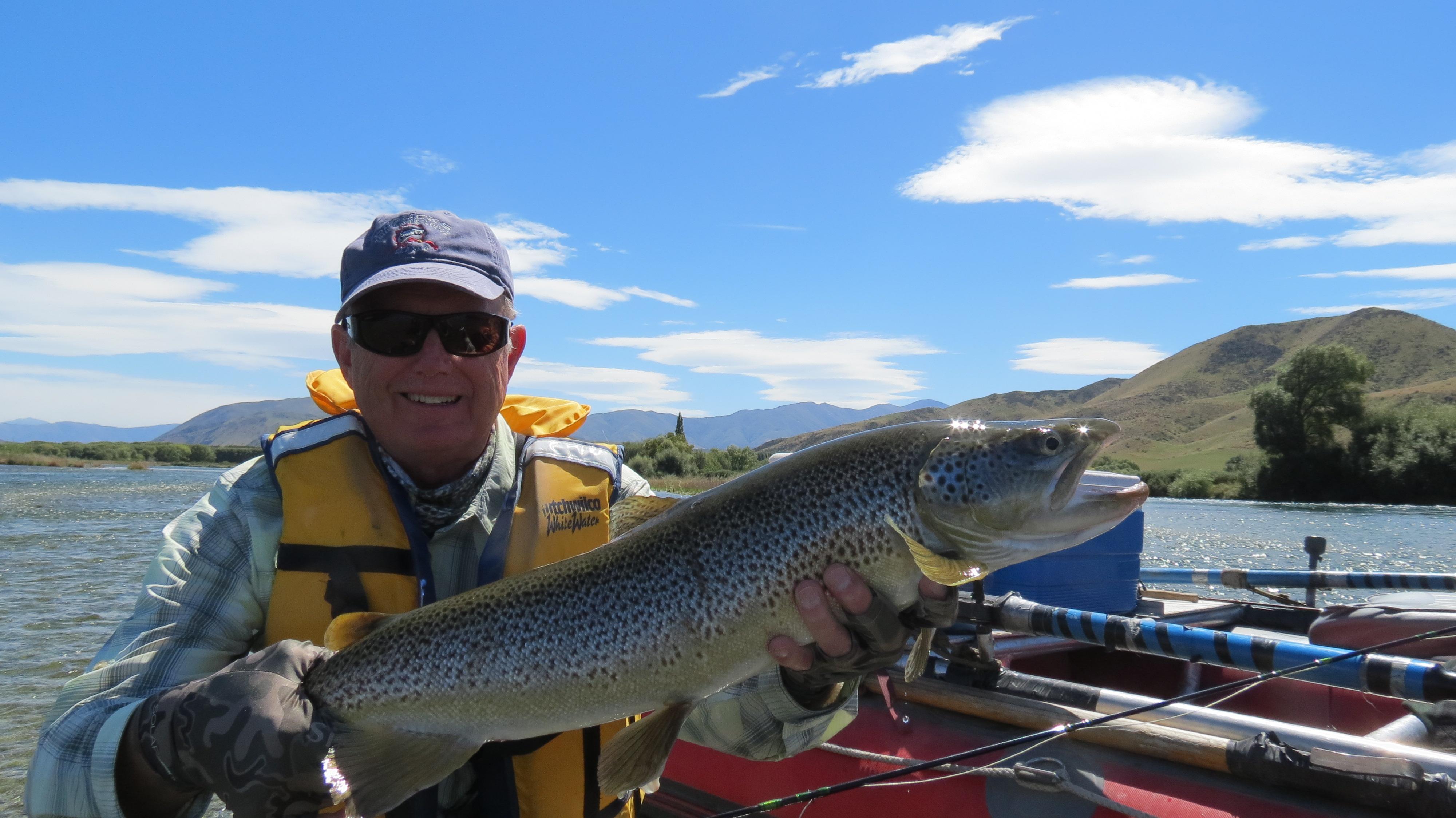 Wanaka Fishing Trips   Drift Fishing   Fly Fishing in Wanaka